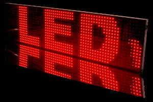 Tablica LED tekstowa